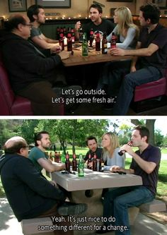 It's Always Sunny in Philadelphia, funny show Funny Images, Best Funny Pictures, Funny Photos, Fire Emblem, Charlie Day, Sunny In Philadelphia, It's Always Sunny, Cover Pics, Best Tv
