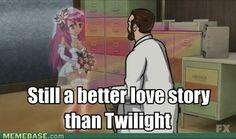 Krieger & his virtual girlfriend. Archer Tv Show, Archer Fx, Best Love Stories, Love Story, Virtual Girlfriend, Sterling Archer, Couples Cosplay, Film Score, Danger Zone