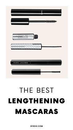 The best mascara for longer lashes