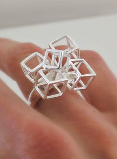 geometric by Salvatore - Roberta on Etsy