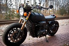 Honda GL1100 Gold Wing custom by WagonGear