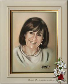 Mari Carmen by RosaEntrealmendros.deviantart.com on @deviantART