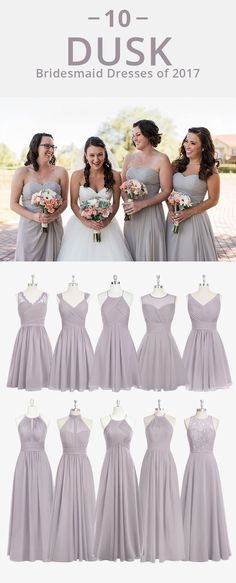 Azazie is the online destination for special occasion dresses. Our online boutique connects bridesmaids and brides with over 400 on-trend styles, where each is available in 50+ colors.I Photos by Macey Heim Photography