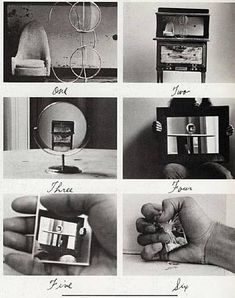 Alice mirror. Duane Michals