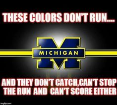 Michigan sucks