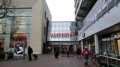 ECE's Alstertal Einkaufs Zentrum.