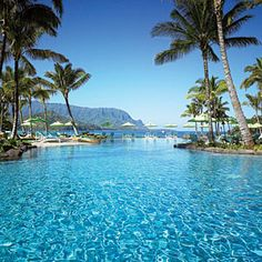 The St. Regis Princeville Resort, Kauai: Home to the island's best view and fantastic snorkeling.