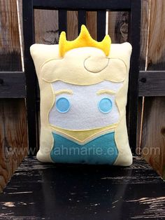Sleeping Beauty, Aurora, Pillow, Cushion, Plush, gift