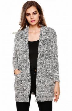 60 Cute Women's Cardigan Sweaters Ideas https://femaline.com/2017/05/13/60-cute-womens-cardigan-sweaters-ideas/
