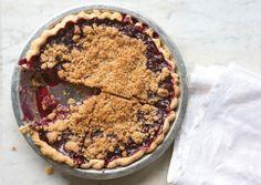 Blueberry Crumble Pie    http://www.bonappetit.com/recipes/2011/07/blueberry-crumble-pie