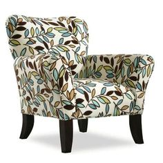 American Furniture Warehouse -- Virtual Store -- Kirby Lapis Accent Chair