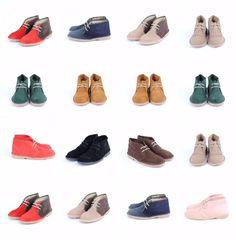 Desert Boots by Sotoalto