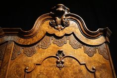 Holland barokk bútor In this lesson, we'll explore the elaborate and refined furniture of the Baroque. We'll examine the history and discover the distinctive style and. Shelf Design, Baroque, Chandelier, Ceiling Lights, Antiques, Dutch, Vintage, Furniture, Explore
