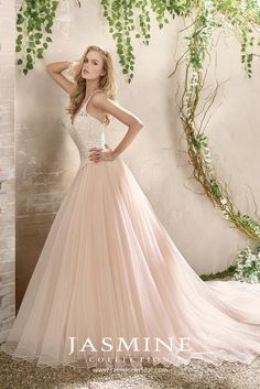 Jasmine Collection F191018  Jasmine Bridal Collection Blossoms Bridal & Formal dress store
