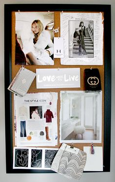 pinboard for fall