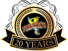 Pirate's Adventure Dinner (one in Buena Park, one in Orlando)