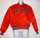 Cleveland Browns 1980's orange
