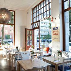 Dein Cafe im Münchner Westend | Lohner & Grobitsch