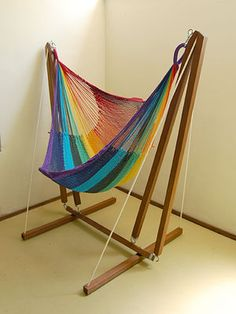 chair hammock & stand
