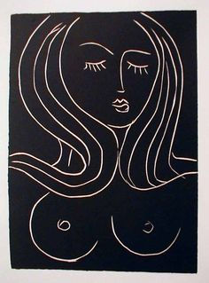 Matisse, Nude, 1944