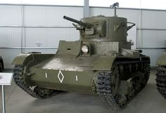 100%™ 1931-41 T-26 M1933 | Russian tank. Spanish Army