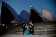 State Visit to Australia (Day 3): King Willem-Alexander and Queen Máxima attended the concert of Dutch pianists and brothers, Lucas and Arthur Jussen, with the Sydney Symphony Orchestra at the Sydney Opera House. The concert was hosted by the King and Queen to thank the Governor-General and his wife for their hospitality during the state visit.