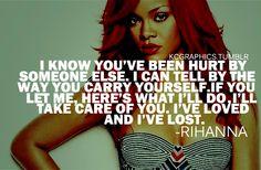 take care - rihanna