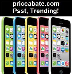 Apple iPhone 5C - 16gb - Factory GSM Unlocked Smartphone (B) - #priceabate! BUY IT NOW ONLY $194.99