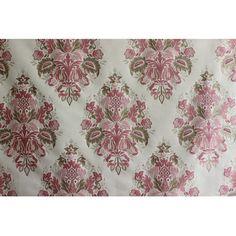 Pink Opulence Upholstery Fabric Curtain Fabric By the Yard Upholstery Fabric Curtain Panel Drapery Fabric Window Treatment Home Decor