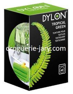 Teinture tissus citron vert N°3 Dylon 200g