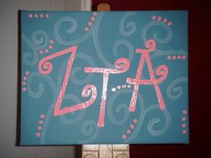 Cute Canvas Painting! little-gift-ideas