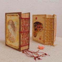 book binding head of a woman & The Birth of Venus