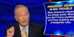 Well, he's not wrong: Bill O'Reilly says many Americans are 'simply dumb' ahead of elections  Bay State Conservative News on Facebook - https://www.facebook.com/pages/Bay-State-Conservative-News/232712126794242