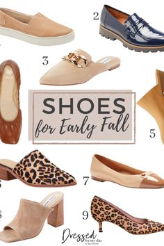 women's shoes, fall fashion, shoes, flats, boots, mules, and more