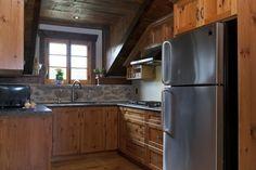 Second Kitchen, Darkwood