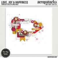 Love, Joy & Happiness