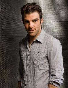 Zachary Quinto. I love you even though you're a psycho on American horror