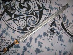 Spada elfica #lps #larp #cosplay #grv #forgiadellupo #brenin #latex #weapon #lattice #armi #spada #sword #elf
