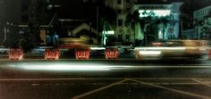 Light Casting #road #light #solo #java #indonesia