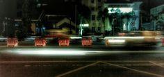 Light Casting #road #light #solo #java #indonesia