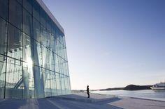 Snøhetta – Opernhaus Oslo, 2008