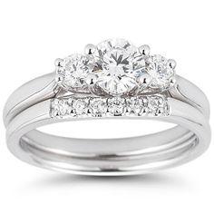 Platinum Wedding Bands Costco 40 New  stone engagement rings