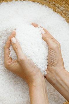 Le cure con il sale