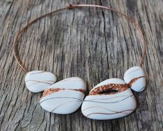 cracking copper beads