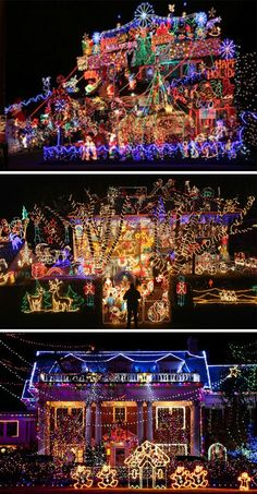 For The Love Of Santa! 22 Crazy Christmas Decorations