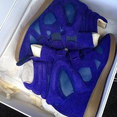 Isabel Marant Shoes - Isabel Marant Sneaker Wedge
