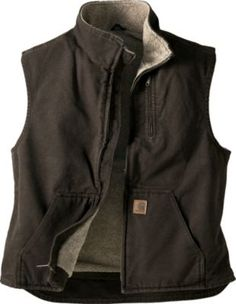 carhart vest - black, grey, blue, dark brown