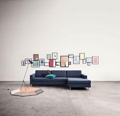The Scandinavia sofa. Designed by Glismand & Rüdiger