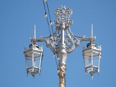 Streetlamp, Marine Parade, Brighton