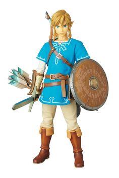 Esta figura de Link te dejará aún más ansioso por Breath of the Wild - Tarreo